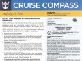 Majesty Of The Seas 3 Night Bahamas Cruise - 01/02/2018 - Cruise Compass - Day 2 - Page 1
