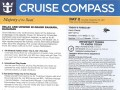 3 Night Bahamas Cruise - Cruise Compass - Day 2 - Page 1