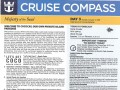 Majesty Of The Seas 3 Night Bahamas Cruise - 01/05/2018 - Cruise Compass - Day 3 - Page 1