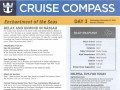 Enchantment Of The Seas 4 Night Bahamas Cruise (Thanksgiving) - 11/19/2018 - Cruise Compass - Day 3 - Page 1