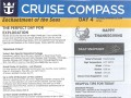 Enchantment Of The Seas 4 Night Bahamas Cruise (Thanksgiving) - 11/19/2018 - Cruise Compass - Day 4 - Page 1
