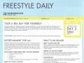 Norwegian Bliss 7-Day Eastern Caribbean Cruise From Miami - 1/5/2019 - Freestyle Daily - Day 2 - Page 1