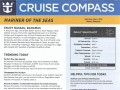 Mariner Of The Seas 3 Night Bahamas & Perfect Day Cruise - 7/5/2019 - Cruise Compass - Day 2 - Page 1