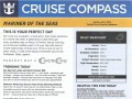 Mariner Of The Seas 3 Night Bahamas & Perfect Day Cruise - 7/5/2019 - Cruise Compass - Day 3 - Page 1