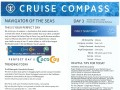Navigator Of The Seas 3 Night Bahamas & Perfect Day Cruise - 1/3/2020 - Cruise Compass - Day 3 (Coco Cay) - Page 1